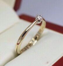 Clogau Round VS1 Fine Diamond Rings