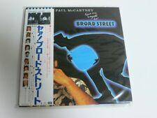 """Paul McCartney/""""Broad Street """"mini LP CD Japan NEU!"""