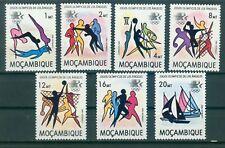 Mosambike 928 - 934  , ** , Olympische Spiele 1984