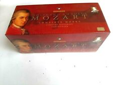 Wolfgang Amadeus Mozart Complete Works 170CD Box Brand New Sealed