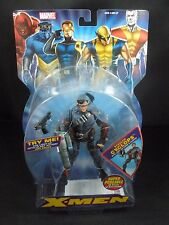"Toybiz Marvel Legends X-Men Classics Stealth Cyclops Sealed 6"" Figure"