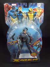 "Toybiz Marvel Legends X-Men Classics Stealth Cyclops Sealed 6"" Figure"