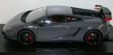 Véhicules miniatures gris pour Porsche 1:18
