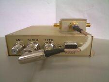 Trimble ThunderBolt Timing GPS Receiver GPSDO 10MHz 1PPS GPS Disciplined Clock