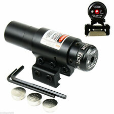 650nm Red Laser Sight w/Scope Cliper Fit for Gun Bow/Rifle/Crossbow Hunting 51