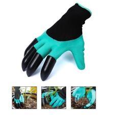 Garten-Handschuhe Mit 4 ABS Kunststoff-Krallen for -Garten-graben Pflanzen