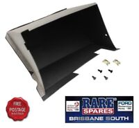 HOLDEN LH LX TORANA GLOVE BOX COMPARTMENT INSERT AND SCREWS SS SLR A9X