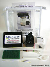 Compact EZ-2 Colloidal Silver Generator Package by LifeForce Devices