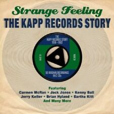 Strange Feeling-Kapp Records Story 58-62 2-CD NEW SEALED Brian Hyland/Babs Tino+