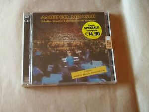 Amedeo Minghi 2CD Dallo Stadio Olimpico Di Roma 1999 Sigillato