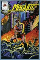 Magnus Robot Fighter #21 (Feb 1993 Valiant) John Ostrander, James Brock -v