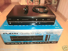 Funai WD6D-M101 DVD- / VHS-Recorder in OVP, w.NEU, 2J.Garantie