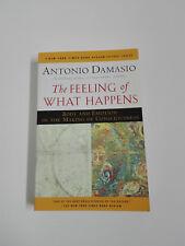 THE SENTIMENT DE WHAT HAPPENS Antonio Damasio