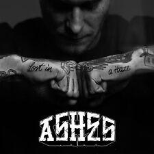 ASHES - LOST IN HAZE (LP) NEU Hardcore HC ltd. black Vinyl + DLC