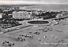 RIMINI - Spiaggia dall'aereo 1956 2