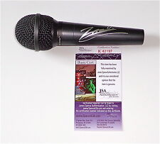 "LORDE ""ROYALS"" PURE HEROINE SIGNED MICROPHONE JSA COA K42197"