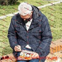 Sergio Martino Signed Photo Mannaja (A Man Called Blade) Foto Autografata Cinema