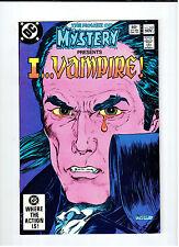 Dc House Of Mystery Presents I.Vampire #310 Nov 1982 Nm vintage comic Kaluta