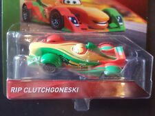 DISNEY PIXAR CARS RIP CLUTCHGONESKI WGP 2018 SAVE 6% GMC