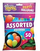 50/100/150 Latex Balloons Helium Quality Party Birthday Wedding Occasions