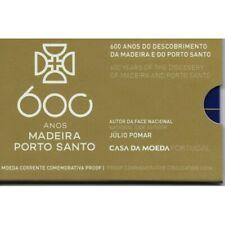 PORTUGAL 2019 2 EURO COMMEMORATIVE MADEIRA PROOF