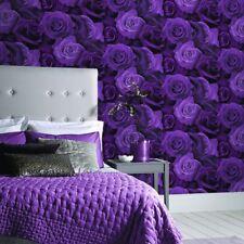 Arthouse Austin Rose Pattern Wallpaper Floral Flower Photographic Motif 675601