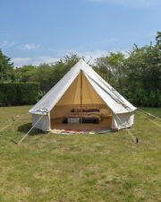 4M BUSHCRAFT BELL TENT – A TRADTIONAL STYLE BELL TENT