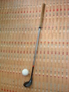 "Very Rare Original 1930's SPALDING SALESMAN'S SAMPLE DRIVER 20"" Long"