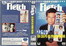 FLETCH UN COLPO DA PRIMA PAGINA (1985) vhs ex noleggio