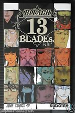 JAPAN Tite Kubo: Bleach 13 Blades.