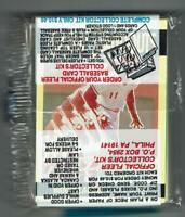 Barry Larkin - 1990 Fleer Rack Pack - Sealed - New - Unopened - (HOF) - Reds