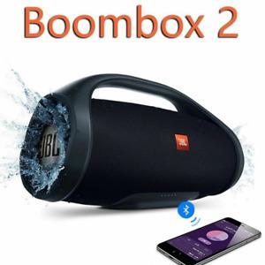 JBL Boombox 2 Portable Wireless Bluetooth Speaker IPX7 Waterproof Loud speaker