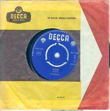 "THE TORNADOS - TELSTAR ( DUTCH DECCA  45-F-11494) 7""PS 1963"