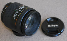 Nikon AF Nikkor 28-105mm F3.5-4.5 D IF Macro Wide Tele Lens for Film or Digital