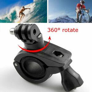 Bike Motorcycle Handlebar Bar Mount Holder For Gopro Hero 8 7 6 5 4 SJCAM Camera