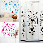NEW Bubble Wall Sticker Bathroom Window Shower Tile Baby Kitchen Removable Decal