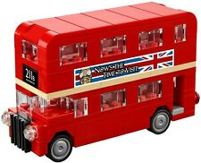 LEGO Creator 40220 - Double Decker Red London Bus. VIP Exclusive *NEW & SEALED*