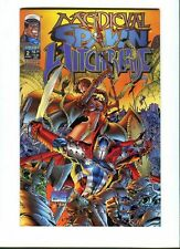 Medieval Spawn / Witchblade 2 . Image 1996 - VF