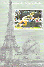 Timbres français neufs sur tennis