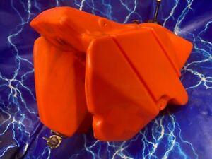 KTM Gas Tank OEM Orange Stock Plastic Fuel Cell Petrol 125 200 250 300 380