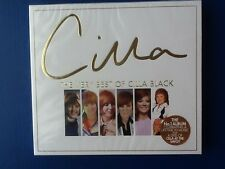 CILLA.   BLACK.        THE. VERY. BEST OF.  CILLA. BLACK.        CD.  /. DVD.