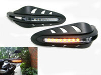 LED Hand guards Integrated Indicators for Yamaha FZ6N FZ1 FZ8 MT-07 MT-09 MT-03