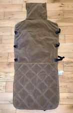 Orvis Grip-Tight® Quilted Bucket Seat Protector For Dogs. Beige