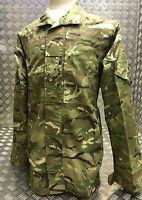 Genuine British Army MTP Lightweight Jacket 2 Temperate Weather Camo  - NEW