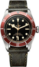 100% AUTHENTIC NEW TUDOR HERITAGE BLACK BAY STAINLESS STEEL WATCH M79230R-0005