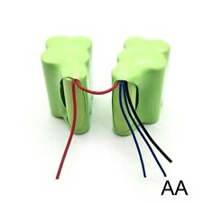 AA 2500mAh for ECOVACS 12V battery pack CEN350 D35 D35B vacuum cleaner