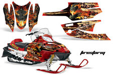 AMR RACING SNOWMOBILE GRAPHIC KIT ARCTIC CAT FIRECAT SABERCAT F5 F6 F7 03-06 FSR