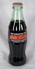 Coke Bottle Full: Coke Sign Centennial 1894-1994 Young Brothers Pharmacy