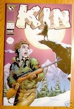 KIN n° 1 - Semic Comics / Top Cow / Image - 2000