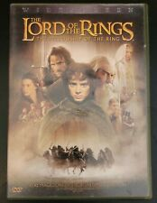 The Lord of the Rings: The Fellowship of the Ring /Dvd/ 2002/ 2-Disc /Widescreen